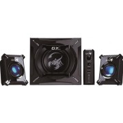 Sistem audio Genius SW-G2.1 2000 Black 45W