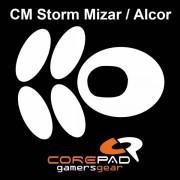 Cooler Master Corepad Skatez PRO 100 Mausfüße Cooler Master CM Mizar / Alcor