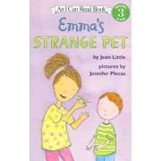 Emma's Strange Pet by Jean Little