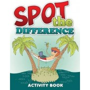 Spot the Difference Activity Book by Speedy Publishing LLC