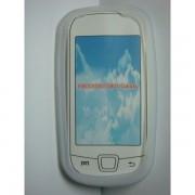 Husa Silicon Samsung I5800 Galaxy 3 Alba