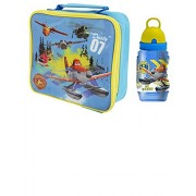 Disney Planes 2 Fire and Rescue Lunch Bag and Bottle by Disney