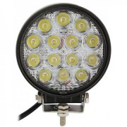 LED-arbetsljus 42W Epistar 12-24V 3080lm - Smal