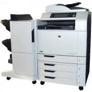 HP Color Laserjet CM6040f MFP inkl. Broschüren Finisher - Q3934A