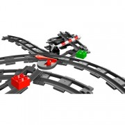 Duplo - Trein accessoires set