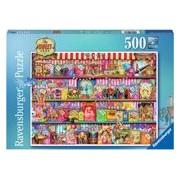 Ravensburger Aimee Stewart The sweet shop - Puzzel van 500 stukjes