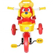 Hlx-Nmc Kids Scooby Puppy Tricycle Red/Yellow
