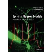 Spiking Neuron Models by Wulfram Gerstner