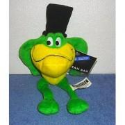 Warner Brothers Studio Store Bean Bags Plush Michigan J. Frog Stuffed Animal