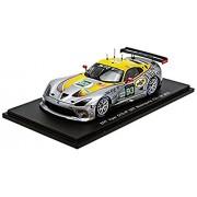 Spark - S3771 - in miniatura veicolo - modello per la scala - Dodge Viper Srt Gts R LM GTE Pro - Le Mans 2013 - Scala 1/43