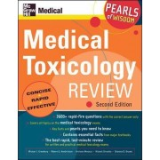 Medical Toxicology Review by Michael Greenberg