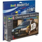 Macheta Revell Chevy Impala Police Car