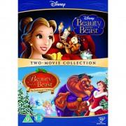Walt Disney - Frumoasa si Bestia - Craciun fermecat (DVD)