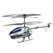 Silverlit 84520 - Nanocoptero Spy Cam (air raiders, helicóptero radiocontrol, cámara de video y fotos, 3 canales, giróscopo, vuelo interior) - Surtido: diferentes colores o personajes