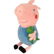 Peppa Pig Series Plush Toy From TLF- George with Dinosaur