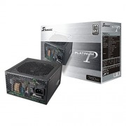 Seasonic SS-760XP2 Alimentatore Platinum, 760W, Plus Platinum Modulare, Nero