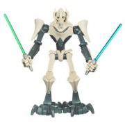 Star Wars The Clone Wars Force Battlers General Grievous Figure