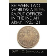 Between Two Worlds: A Rajput Officer in the Indian Army, 1905-21 by DeWitt C. Ellinwood