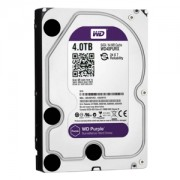 HDD 4TB Western Digital Purple Surveillance, 3.5 inch, SATA3, IntelliPower, AF, 64MB, WD40PURX