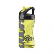 ELITE Bidon Bocia Transparent-Neonyellow 350ml