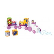 Smoby Cotoons Punky Train, Multi Color