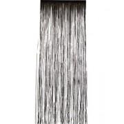 Perdea Cortina Negru Metalizat