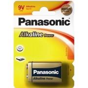 Baterija Panasonic 9V 6LR61 bronze