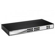 Switch DGS-1210-16, 16 Porturi Gigabit