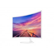 """Samsung LCD 31.5"""" C32F391FWUX VA Panel Full HD HDMI, Display port Audio out curved"""