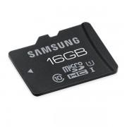 Card de memorie Samsung microSDHC Pro 16GB clasa10 cu adaptor