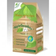 Nyírfacukor travellerpack 50x5g
