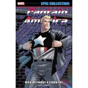 Captain America Epic Collection: Man Without A Country by Mark Waid