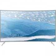 Телевизор Samsung 65KS7502, 65 инча, 4К CURVED SUHD TV, SMART, 2200 PQI, QuadCore, Wireless, Network, PIP, HDMI, USB, UE65KS7502UXXH_980-000413