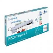 Scanner Portátil IRISCan Express3 USB - 600dpi Reconhece e Captura Textos Fotos e Números| PC ou MAC 9130