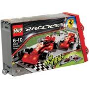 LEGO Ferrari F1 Racers - 8123