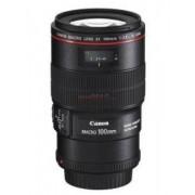 Obiectiv Canon Obiectiv foto EF 100 mm/ F2 MACRO IS