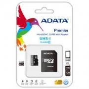 Карта памет 8G SDMIC+ADAP UHS-I CL10 ADATA