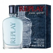 Replay Jeans Spirit Men After Shave Lotion 50 Ml