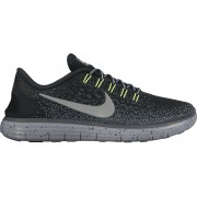 Nike Free Run Distance Shield Scarpe da corsa Donne grigio/nero 42 Scarpe corsa natural