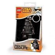LEGO 21211-15 - Star Wars, Darth Vader mini linterna, 7,6 cm