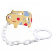 Клипс за бебешка залъгалка крава, 078 Babyono, 3660151
