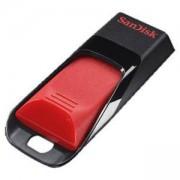 Флаш памет SanDisk 16Gb USB2.0 Cruzer Edge - Red - SD-USB-CZ51-016G-B35