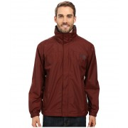 The North Face Resolve Jacket Sequoia RedAsphalt Grey