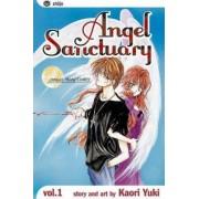 Angel Sanctuary, Vol. 1: Angels, Demons, and Sinners by Kaori Yuki