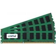 Crucial CT3KIT12864BA160B 3GB (3x 1GB) Memory Kit