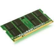 Memorie Laptop Kingston So-DIMM ValueRAM DDR2, 2GB, 800MHz (CL6)