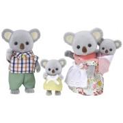 """Epoch Sylvanian Sylvanian Families Family Doll """"Fs-15 Family of Koala"""""""