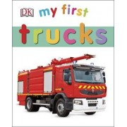 My First Trucks by DK
