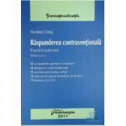 Raspunderea contraventionala ed. 2 - Nicoleta Cristus