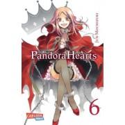 Pandora Hearts 06 by Jun Mochizuki